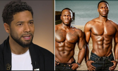 Cheque and screenshots suggest Jussie Smollett paid Nigerian brothers for training