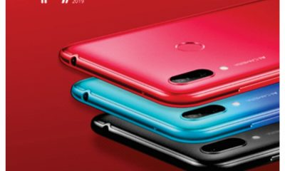 Huawei Launches Y7 Prime 2019 With Bigger Storage, Elegant Look, Better Photography And More Battery Life