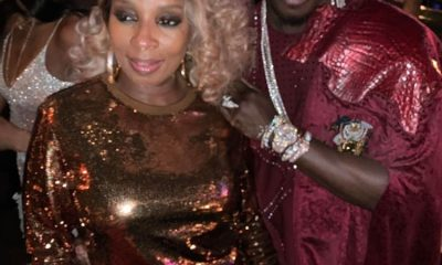 Why international media tagged Nana Kwame Bediako as Mary J Blige's 'African Prince' boyfriend