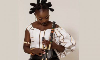 Watch: Lamisi set to release her first album 'BRIGHTER SIDE'