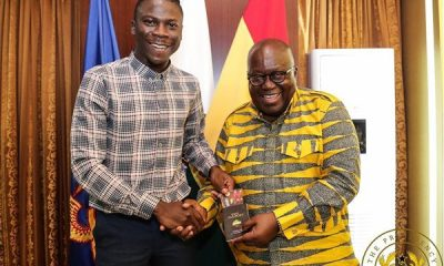 Why is Akufo-Addo silent on Menzgold? - Stonebwoy wonders
