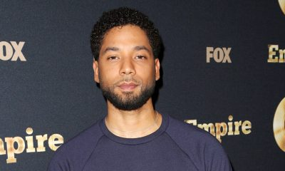 Jussie Smollett apologizes to 'Empire' cast and crew, but maintains innocence.