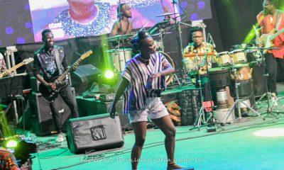Lamisi launches 'Brighter Side' album
