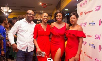 Hit or Miss: What the stars wore at the premiere of Yvonne Nelson's 'Sin City'