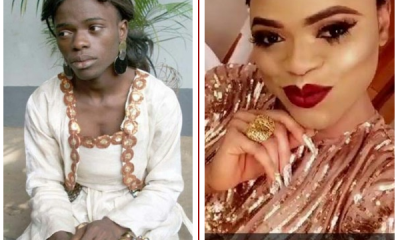 'It is not easy to be a woman' - Bobrisky wishes himself and women a happy IWD