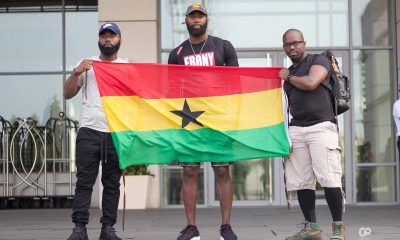 Malcolm Jenkins announces his return to Ghana
