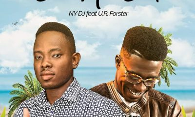 """NY DJ Team Up With Budding Artist U.R. Forster For """"See Me Shy"""""""