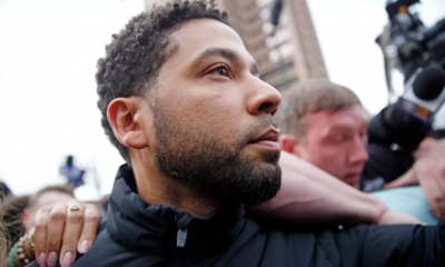 Jussie Smollett charged over hate 'hoax'