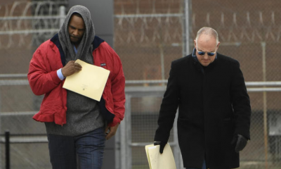 R. Kelly released from jail for the second time after good samaritan pays.