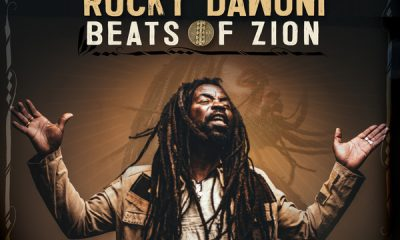 "Rocky Dawuni Launches New Album ""Beats of Zion"" featuring Sarkodie, Stonebwoy, Alika & Wiyaala"